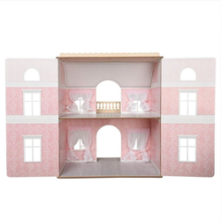 """Обои и ламинат для кукольного домика """"Розовые сны"""" 59505-1"""