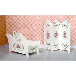 Мебель для кукол Одним прекрасным утром - Ванная комната Прованс 59405