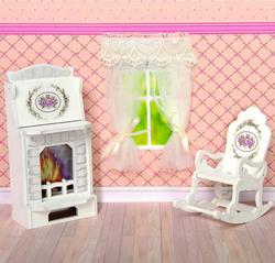 Мебель для кукол Одним прекрасным утром - Гостиная Прованс 59409