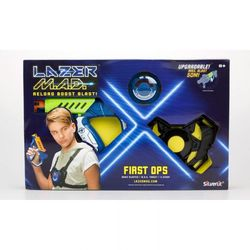 Детское оружие Стартовый набор зелёный бластер 1 бластер, 1 мишень, 1 держатель для мишени 86844-1