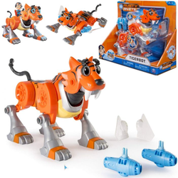 Тигрбот со звуком Rusty Rivets Tigerbot Spin master 28116