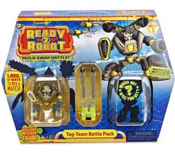 Ready2Robot капсула сюрприз и крепыш с оружием 553878-MONGO