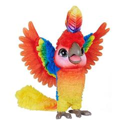 Интерактивная игрушка говорящий попугай Поющий Кеша Hasbro Furreal Friends E0388