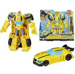 Трансформеры Кибервселенная Бамблби Bumblebee Transformers Hasbro 19 см E1886/E1907