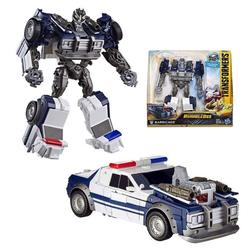 Трансформеры Заряд Энергона Баррикейд Barricade Transformers 20 см E0700/E0755