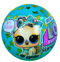 Кукла Лол LOL Suprise Supreme Pet Exclusive Питомец Лол Великолепный