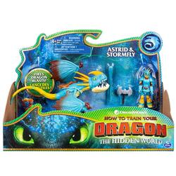 Dragons Как приручить дракона 3 Stormfly and Astrid 66621/2