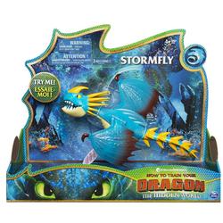 Dragons Stormfly  Как приручить дракона 3 Дракон большой Громгильда свет,звук 66626