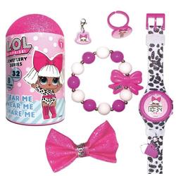 Часы LOL сюрприз в наборе с украшениями для девочки 354027