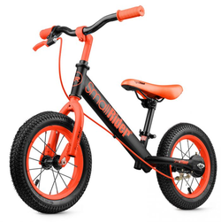 Беговел Small Rider Ranger 2 Neon надувные колеса и тормоз