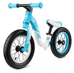 Беговел Small Rider Prestige Pro алюминий, надувные колеса