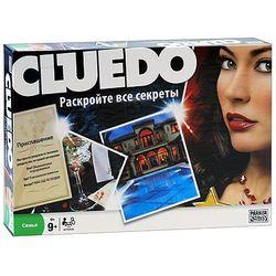 Клуэдо Детективная игра (новая версия)