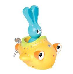Quaps 7022Ou  Игрушка для ванны Бани-капитан
