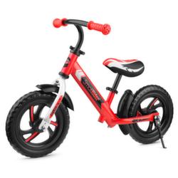 Беговел Small Rider Roadster 2 EVA алюминий колеса ПВХ красный  1539257
