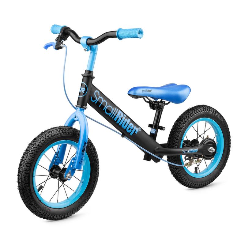Беговел Small Rider Ranger 2 Neon надувные колеса и тормоз синий 1542847