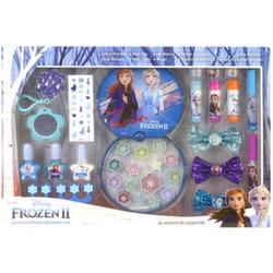 Набор детской косметики с аксессуарами Markwins Frozen 1599013