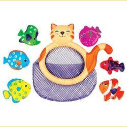 K's Kids  Кошка-сачок Мими для ванной KA421