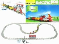 Детская железная дорога Classical Train 5,6 м, контроль скорости (220V) 202T