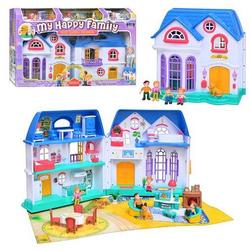 Keenway Кукольный домик My Happy Family дом музыкальный 20132