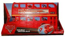 """""""Тачки 2""""  игровой набор двухэтажный автобус"""