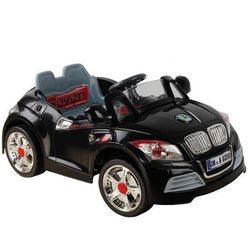 Детский электромобиль с пультом управления BMW 6V B28