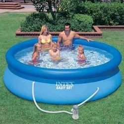 Бассейн надувной Easy Set Pool 56920