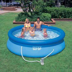 Бассейн надувной Easy Set Pool 56922