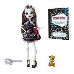 Кукла Школа монстров Фрэнки Штейн базовая с питомцем With Pet Frankie Stein BBC40/43