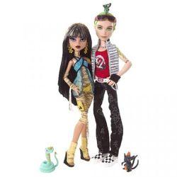 Куклы Школа монстров Клео и Дьюс Cleo De Nile & Deuce Gorgon ТДN2854