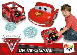 Игра «За рулем – Тачки 2» – лучший подарок для любителей экстремальной езды