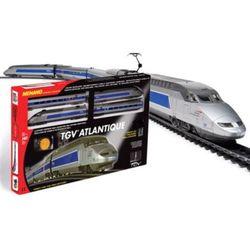 Mehano Детская железная дорога TGV ATLANTIQUE T683 3,35 м, контроллер, адаптер