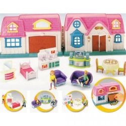 Кукольный домик Home Sweet Home Keenway 20151
