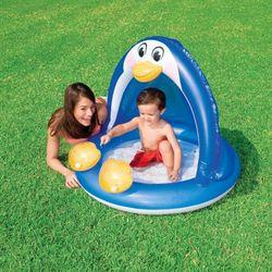 Бассейн надувной детский Пингвин 57418