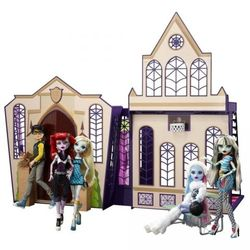 Школа Монстров Монстер Хай Monster High High School Playset  X3711