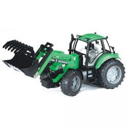 BRUDER Трактор Deutz Agrotron 200 с погрузчиком 02-072