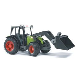 BRUDER Трактор Claas Nectis 267 F с погрузчиком 02-111