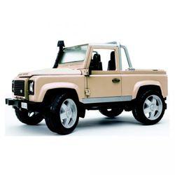 BRUDER Внедорожник-пикап Land Rover Defender 02-591
