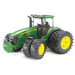 BRUDER Трактор John Deere 7930 с двойными колёсами 03-052