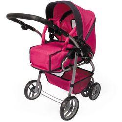 Детская коляска для кукол 2 в 1 Melogo 9661