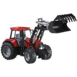 BRUDER Трактор с ковшом, красный 02-092