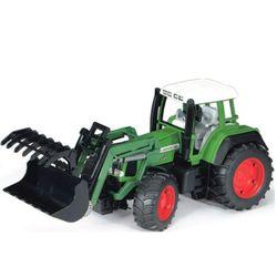 BRUDER Трактор Fendt Favorit 926 Vario с погрузчиком 02-062