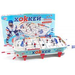 Хоккей настольный Евролига Чемпионов с заездом за ворота 0711 EV8701 JOY TOY