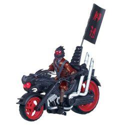 Мотоцикл Черепашки Ниндзя с уникальной фигуркой Фут-ниндзя 94003