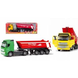 DICKIE  Машина грузовик с прицепом 50 см  3414330