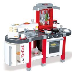 Детская кухня Tefal Super Сhef с водой электронная 38 предметов Smoby 24213