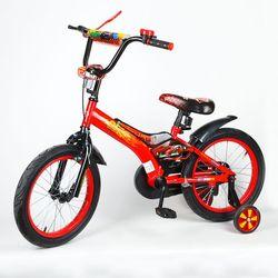 "Велосипед детский Disney Тачки 18"" CAR18N-44"