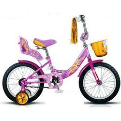 """Велосипед детский Disney Рапунцель 14"""" RAP14J"""