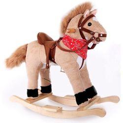 Лошадка качалка со звуковыми эффектами 15-RH0023-15