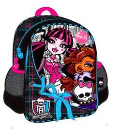 Рюкзак школьный ортопедический Школа Монстров Monster High 47602