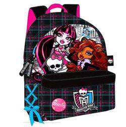 Рюкзак школьный ортопедический Школа Монстров Monster High 47606